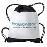 Really Big Mall Multi-Purpose Drawstring Bag