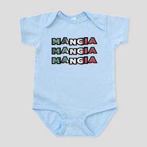 Mangia Mangia Mangia Body Suit