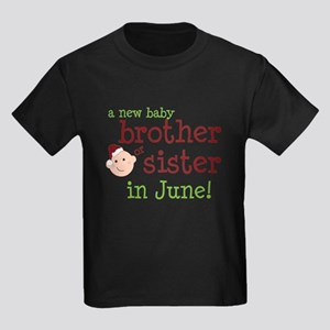 guesswhat june back T-Shirt
