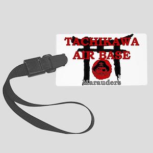 tachikawa air base japan Luggage Tag