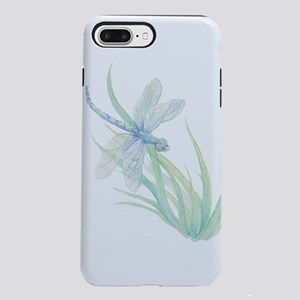 Watercolor Dragonfly pa iPhone 8/7 Plus Tough Case