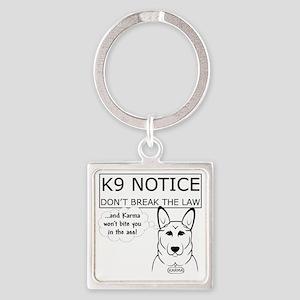 K9 Karma Keychains