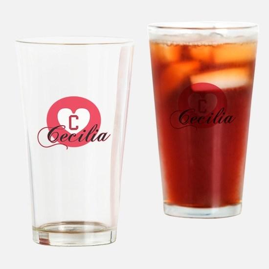 cecilia Drinking Glass
