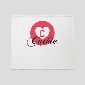 cathie Throw Blanket