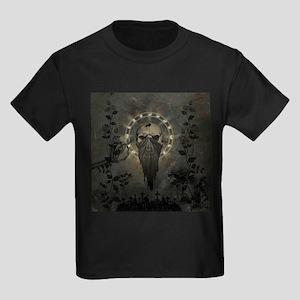 Awesome creepy skull T-Shirt