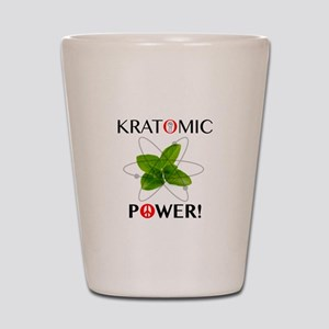 Kratomic Power Shot Glass