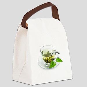 Kratom Tea Canvas Lunch Bag