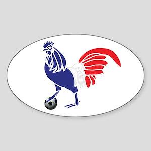 France Le Coq Sticker