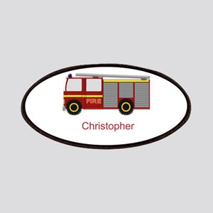 Personalized Fire Engine Design Patch