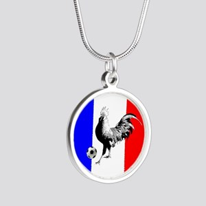 French Football Flag Necklaces