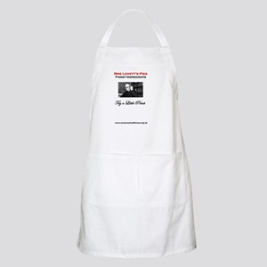 Mrs Lovett's Pies BBQ Apron