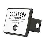 Colorado Cannabis Rectangular Hitch Cover
