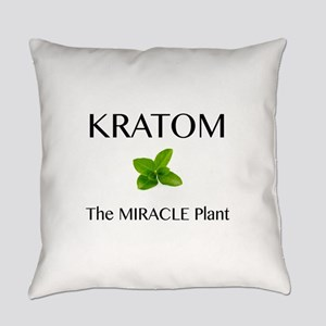 Kratom Miracle Everyday Pillow