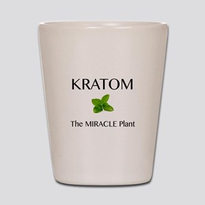 Kratom Miracle Shot Glass
