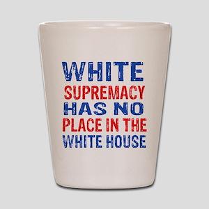 Anti Trump designs Shot Glass