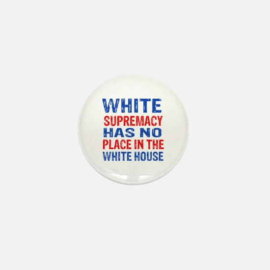 Anti Trump designs Mini Button