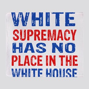 Anti Trump designs Throw Blanket
