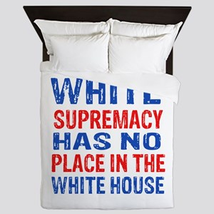Anti Trump designs Queen Duvet