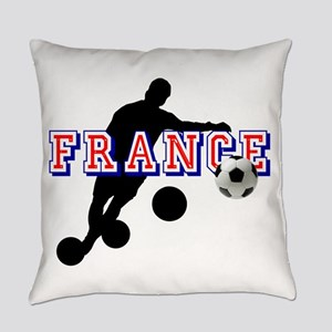 French Football Player Everyday Pillow