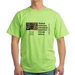 Believer Test Green T-Shirt
