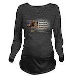 Believer Test Long Sleeve Maternity T-Shirt
