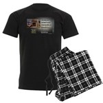 Believer Test Men's Dark Pajamas