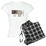 Believer Test Women's Light Pajamas