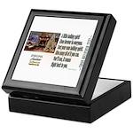 Believer Test Keepsake Box