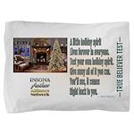 Believer Test Pillow Sham