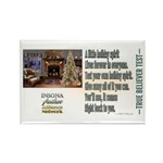 Believer Test Rectangle Magnet (100 pack)