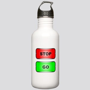 Stop and Go Stainless Water Bottle 1.0L