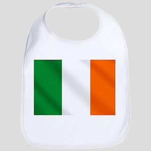 Irish Flag Baby Bib