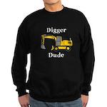 Digger Dude Sweatshirt (dark)