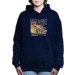 Editor HeartStab Women's Hooded Sweatshirt