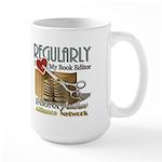 Editor HeartStab Large Mug