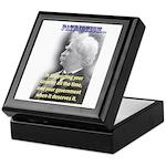 Twain on Patriotism Keepsake Box
