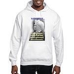 Twain on Patriotism Hooded Sweatshirt