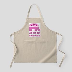 Adorable Deplorable Apron