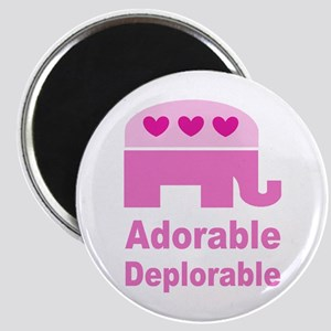 Adorable Deplorable Magnet