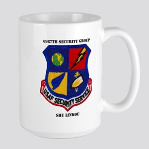 6987TH SECURITY GROUP Mugs