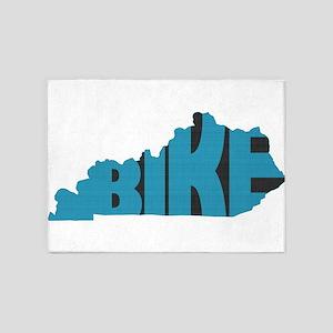 Bike Kentucky 5'x7'Area Rug