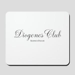 Diogenes Club Mousepad