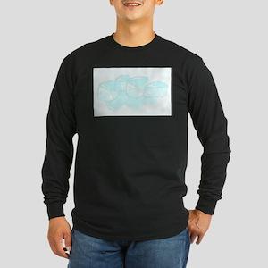Melting Ice Long Sleeve T-Shirt