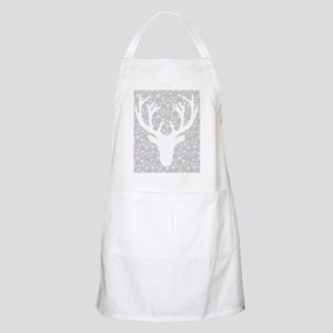 Snowflakes and deer Apron
