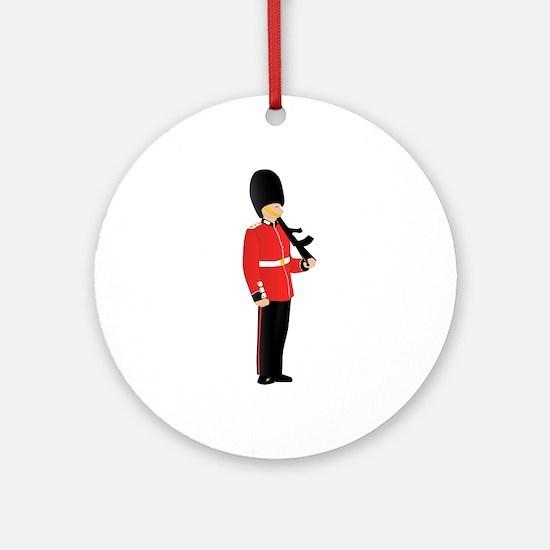 Royal Guard Round Ornament