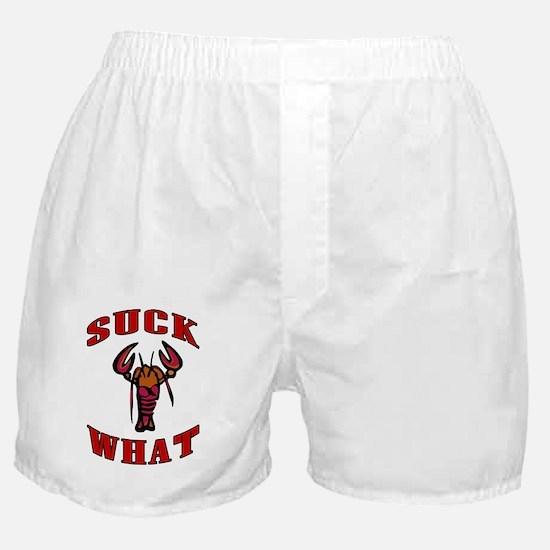 Cute Crawfish Boxer Shorts