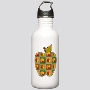 Autumn Quilt Stainless Water Bottle 1.0L