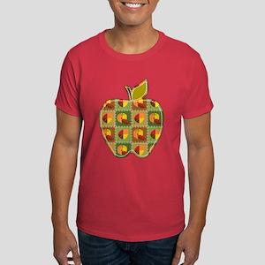 Autumn Quilt Dark T-Shirt