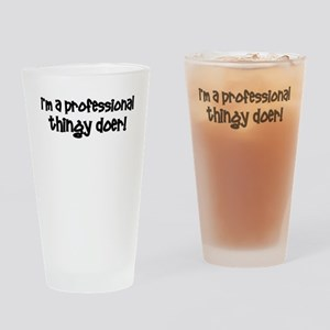 Funny Professional Drinking Glass
