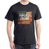 Impeach trump Mens Classic Dark T-Shirts